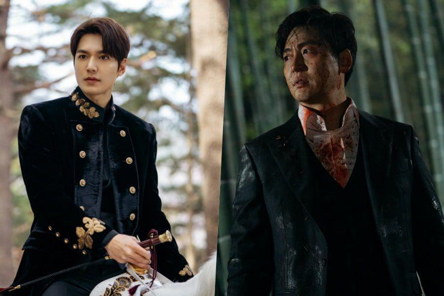 """Lee Min Ho And Lee Jung Jin Show A Fairytale Gone Wrong In """"The King: Eternal Monarch"""""""
