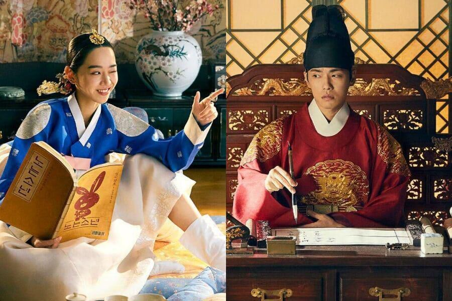 """""""Mr. Queen"""" logra la 2da calificación de estreno más alta de cualquier drama de fin de semana en la historia de tvN"""