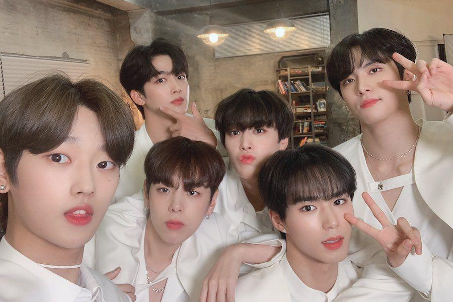 WEi Reveals Their Official Fandom Name