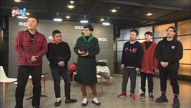 Infinite Challenge Episode 556