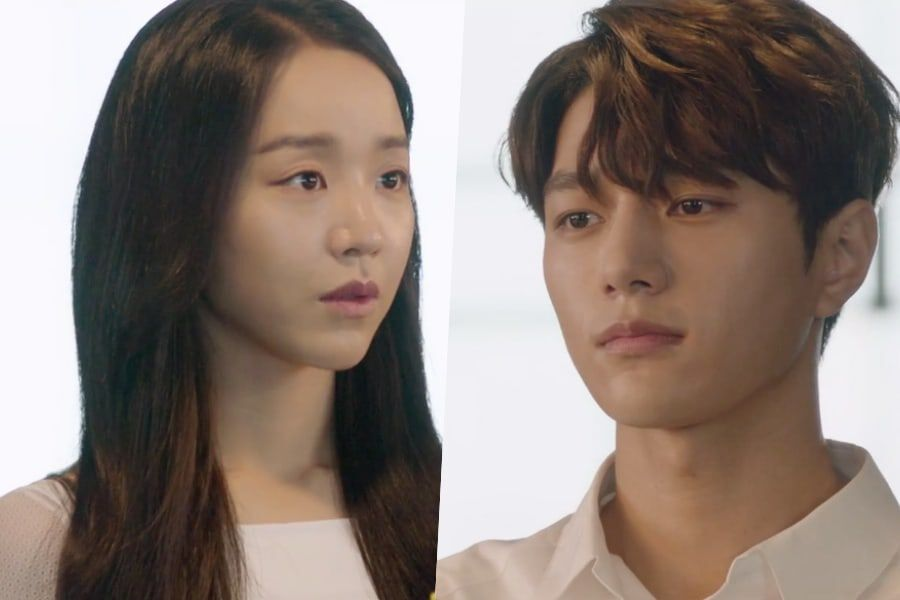"Shin Hye Sun And INFINITE's L Take Their Relationship To A New Level In ""Angel's Last Mission: Love"""