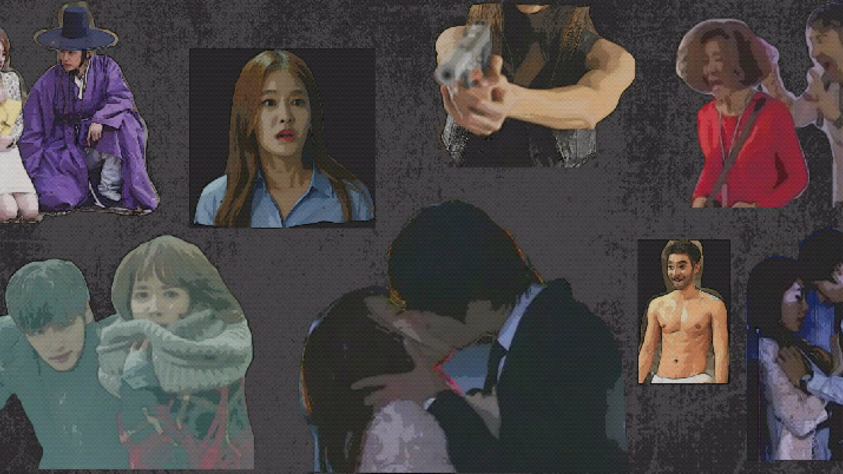 The best of the BEST ! 😍😱💑🎶🔪👘🎓🏇