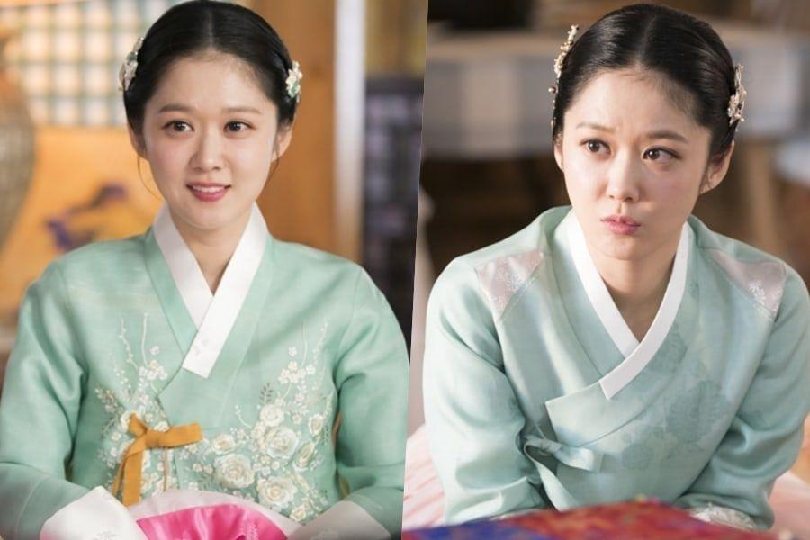 Jang Na-ra Berubah Elegan di Drama The Last Empress - Kincir
