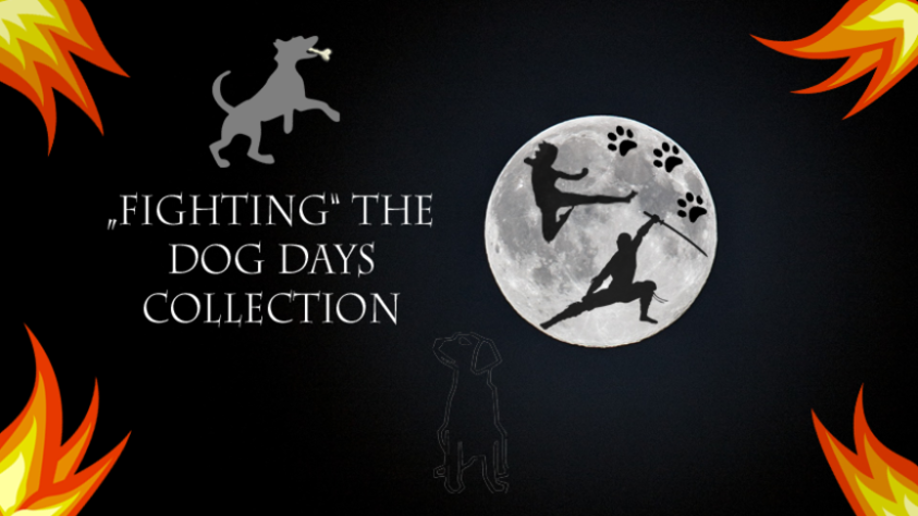 """""""Fighting"""" the Dog Days"""