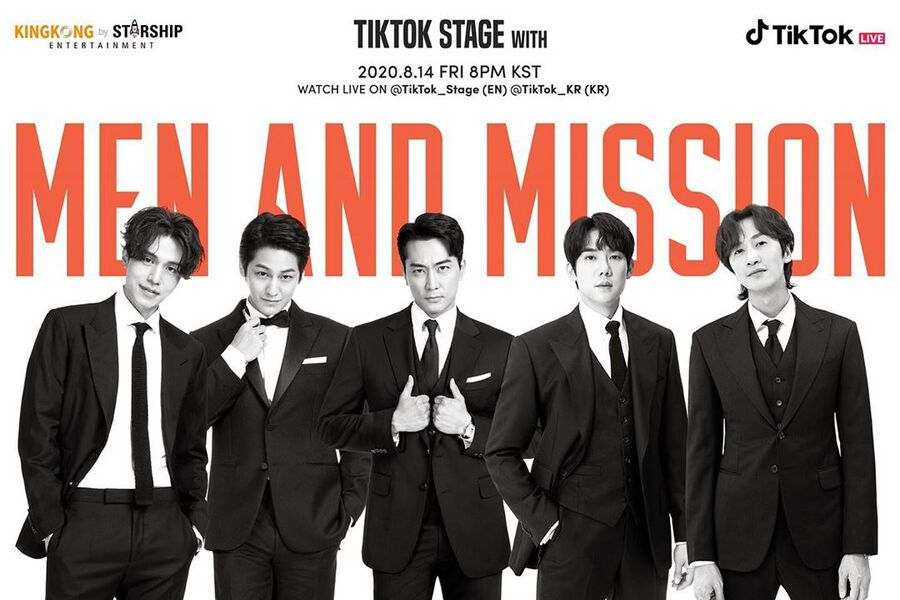 Lee Dong Wook, Kim Bum, Song Seung Heon, Yoo Yeon Seok, And Lee Kwang Soo To Hold Virtual Fan Meeting