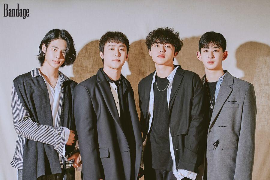 Nueva banda llamada Bandage debutará bajo la agencia de Apink y VICTON