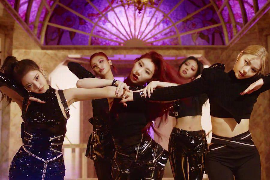 "Watch: ITZY Is The ""Mafia In The Morning"" In Fierce Comeback MV"