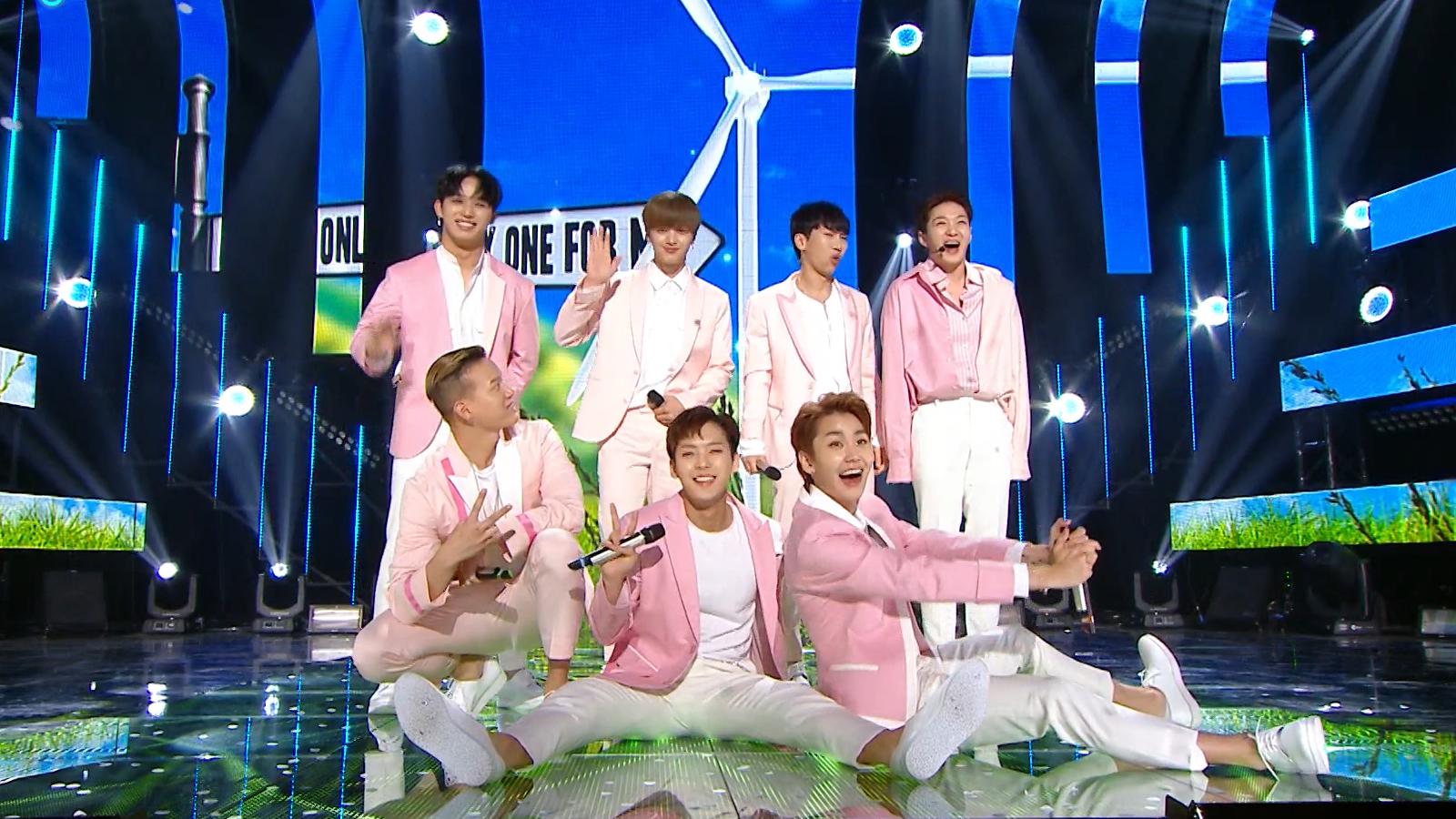 Show! Music Core Episode 595