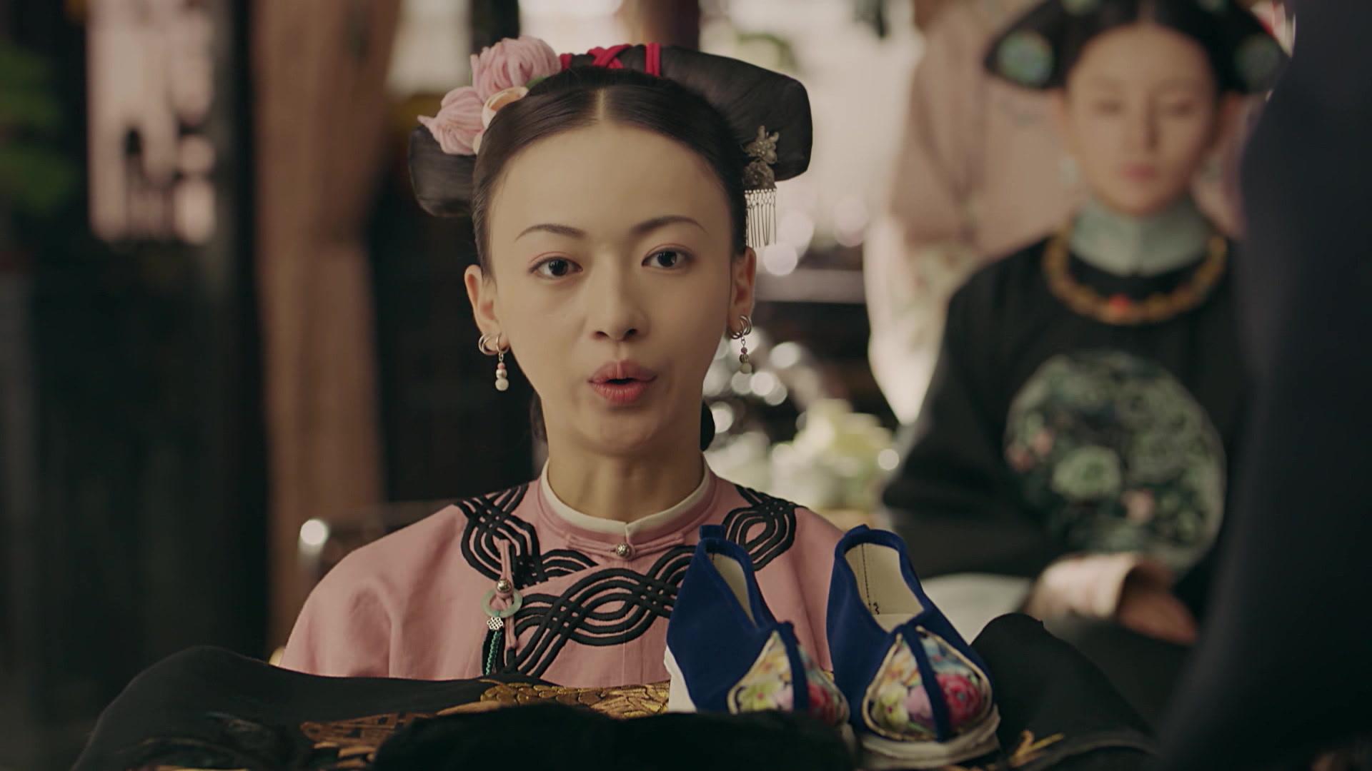 Story of Yanxi Palace Episode 7