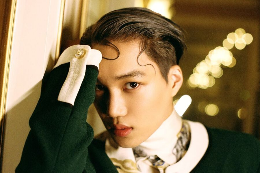 "EXO's Kai Tops iTunes Charts Around The Globe With Solo Debut Album ""KAI"""