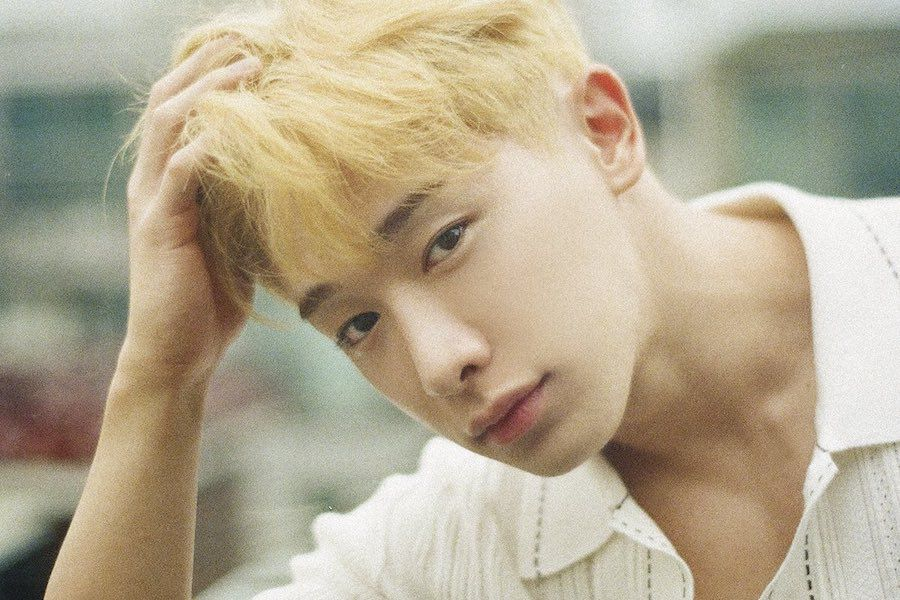 Update: Wonho Gives Sneak Preview Of Songs On Solo Debut Mini Album | Soompi