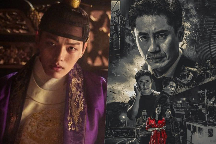 """""""The Crowned Clown"""" And """"Less Than Evil"""" Lead Monday-Tuesday Drama Ratings Battle"""