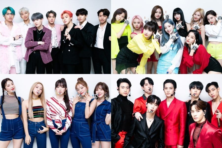 2019 SBS Gayo Daejeon Announces 1st Lineup