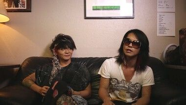 Interview: VAMPS USA Tour 2015