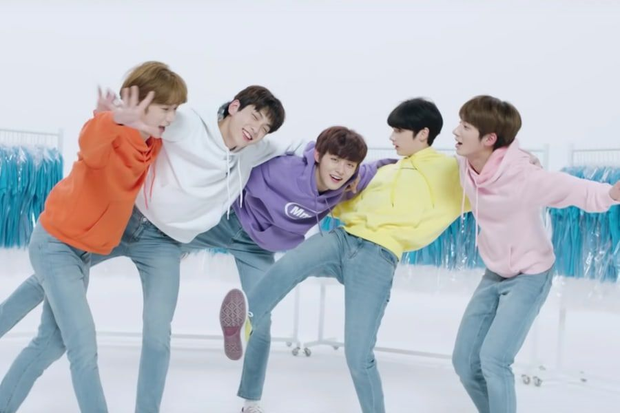 """TXT's """"Crown"""" Breaks Record For K-pop Group Debut MV With"""