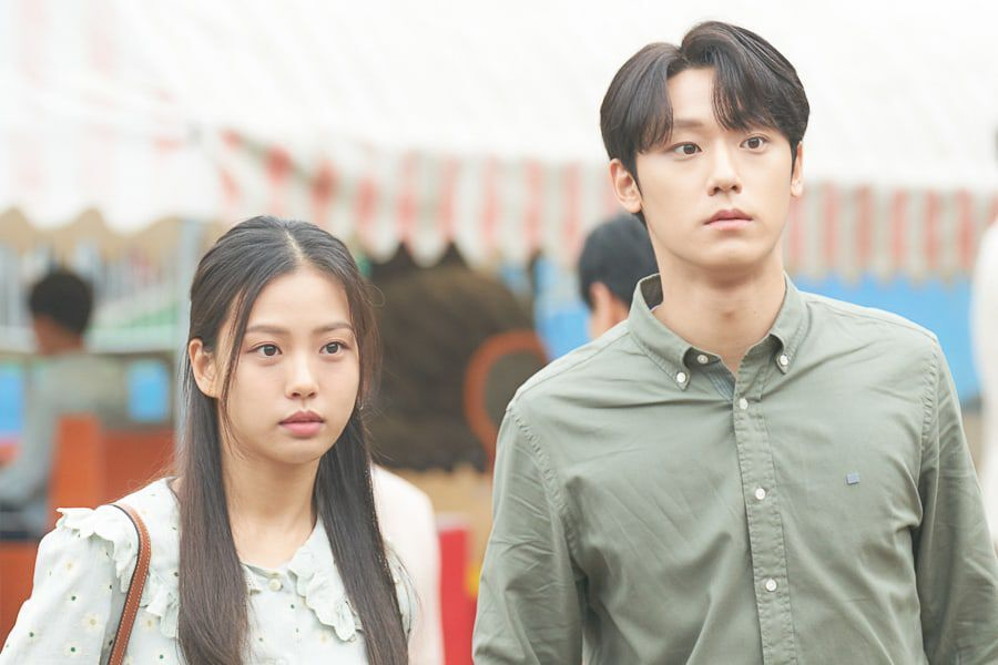 """Go Min Si And Lee Do Hyun Go On An Unpredictable Date In """"Youth Of May""""    Soompi"""