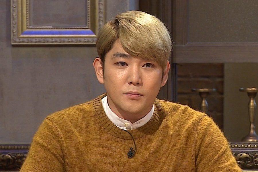 La agencia de Kangin responde a los informes de su participación en el chat grupal con Jung Joon Young
