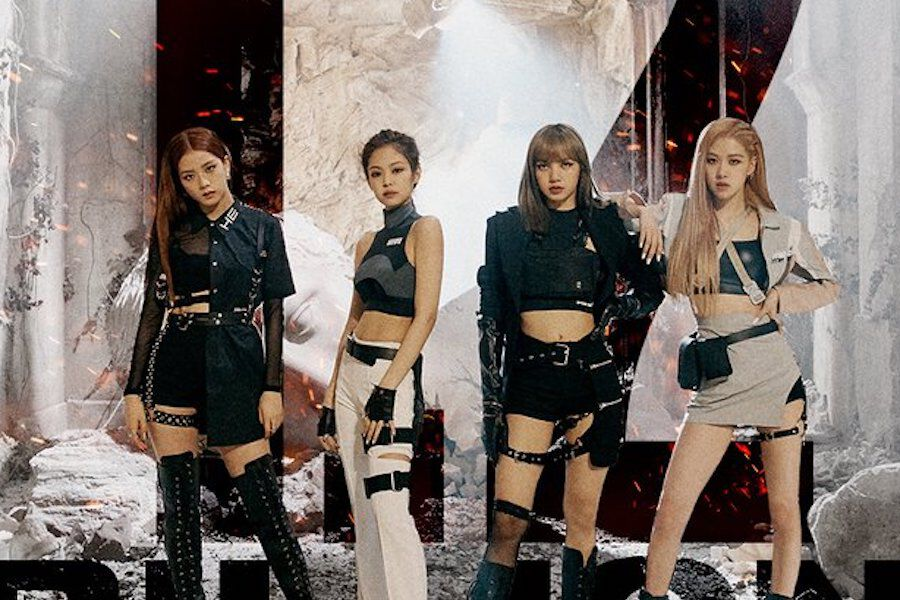 "BLACKPINK's ""Kill This Love"" Is The Fastest K-Pop Group MV To Surpass 1.2 Billion Views"