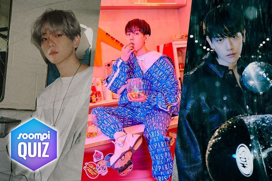 QUIZ: Which Baekhyun Song Are You?