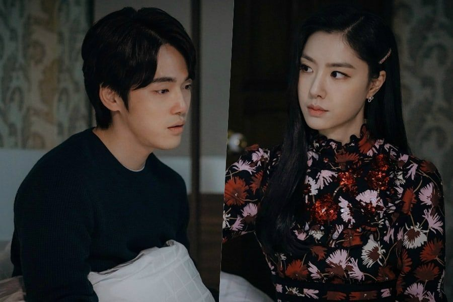 "Seo Ji Hye Nurses A Sick Kim Jung Hyun In ""Crash Landing On You"" 