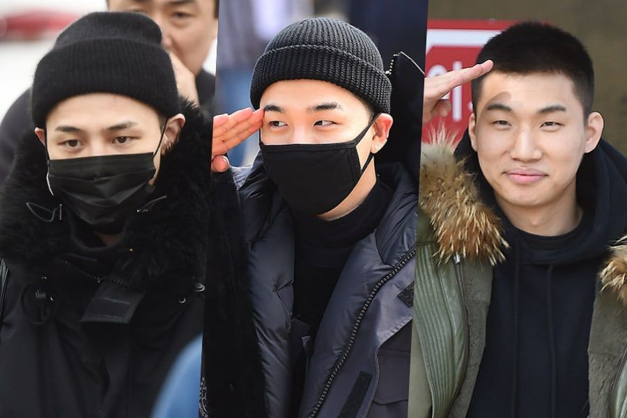 YG Asks Fans Not To Visit BIGBANG Members On Their Discharge Days For Safety Reasons