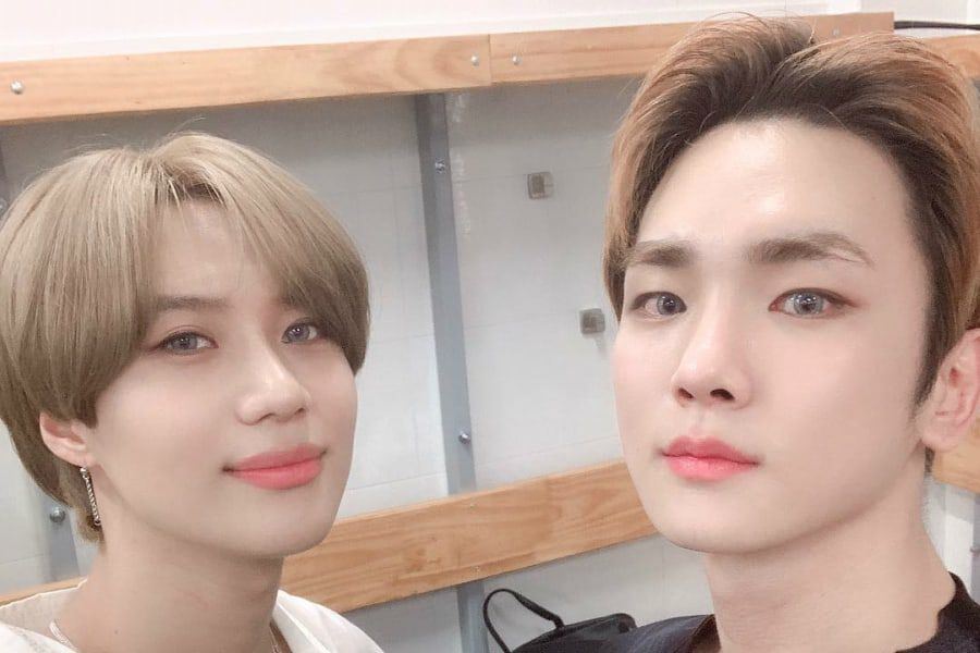 SHINee's Key Updates His Instagram Account + Taemin Responds