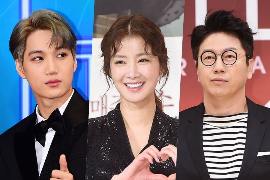 EXO's Kai, Lee Si Young, And Kim Soo Ro Heading To England