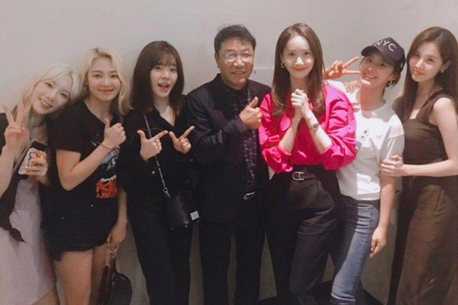 Girls' Generation, EXO's Suho, Lee Soo Man, And More Show Support For YoonA's New Film