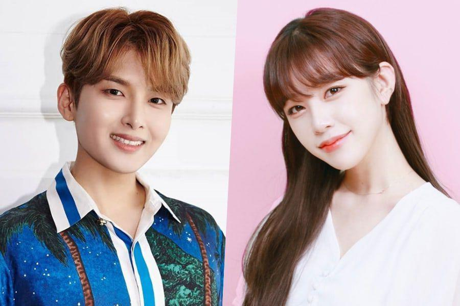 Breaking: Super Junior's Ryeowook And Former TAHITI Member Ari Confirmed To Be Dating