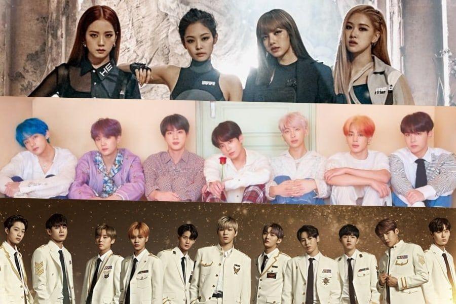 Forbes Korea Names Top 40 Power Celebrities Of 2019 | Soompi