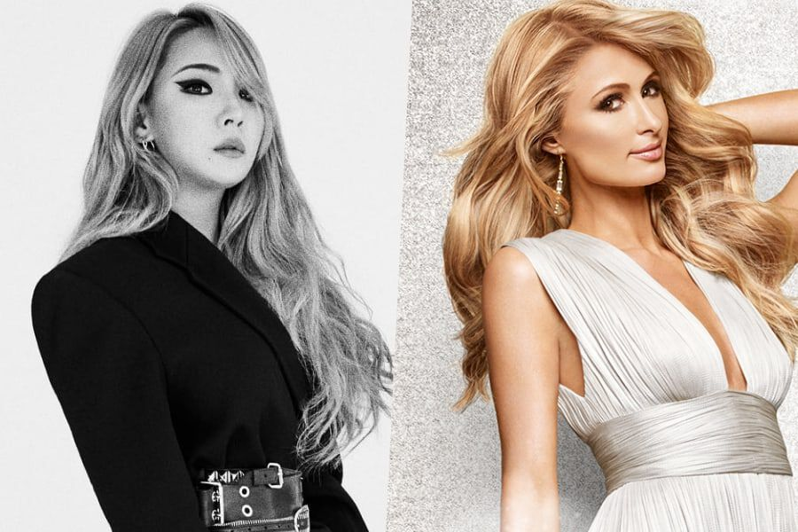 CL To Reportedly Host New JTBC Talk Show With Paris Hilton As Guest