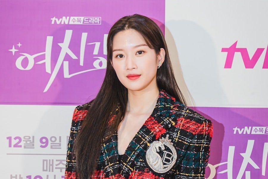 Moon Ga Young Renews Contract With KeyEast