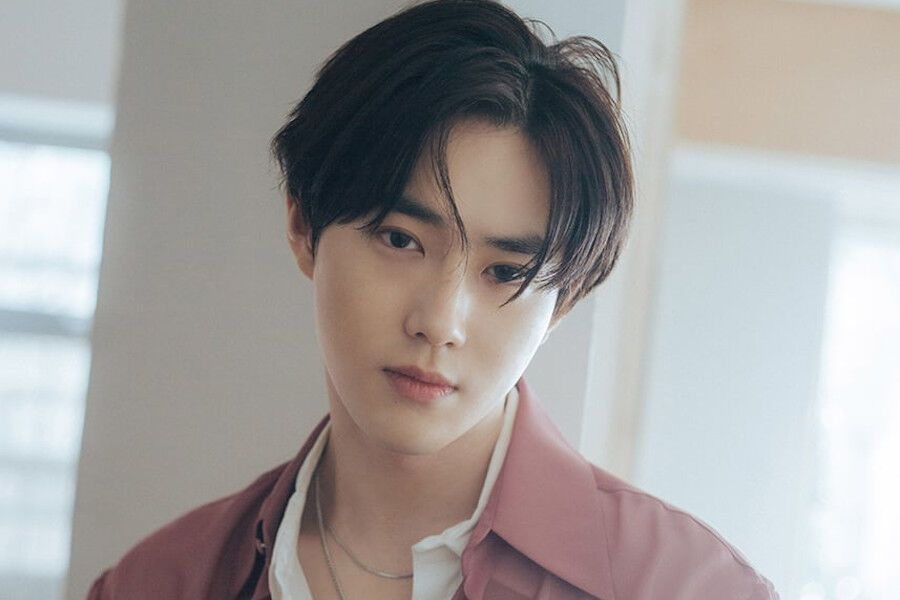 EXO's Suho Tops iTunes Charts Around The World With Debut Mini Album