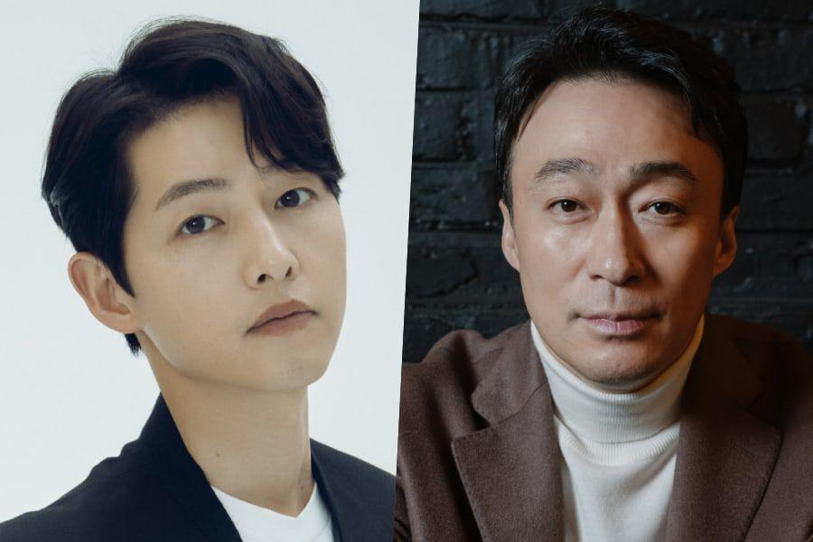 Song Joong Ki And Lee Sung Min Confirmed To Star In New Fantasy Drama