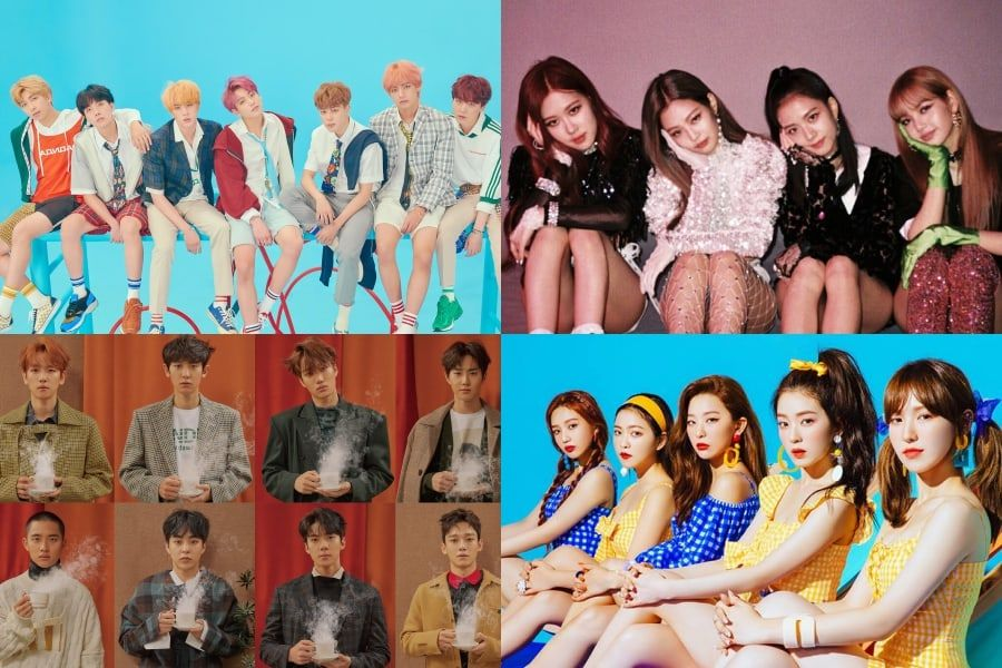 2018 Melon Music Awards Announces Nominees For Top 10 + Opens Voting
