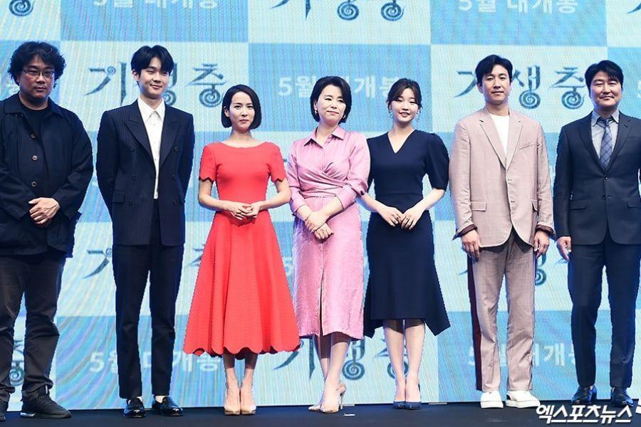 "Bong Joon Ho's ""Parasite"" Becomes 1st Korean Film Ever To Win Palme"