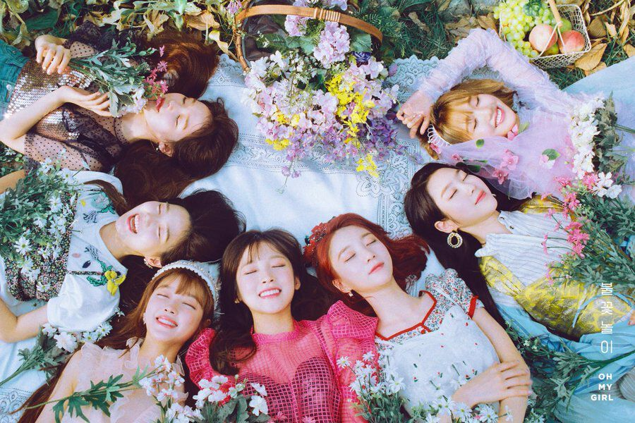Oh My Girl Profile (오마이걸) - K-Pop Database / dbkpop.com