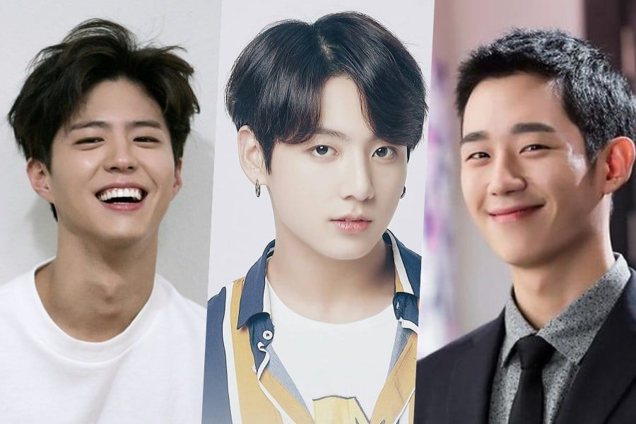 """18 Male Celebrities Who Give Off """"First Love"""" Vibes"""