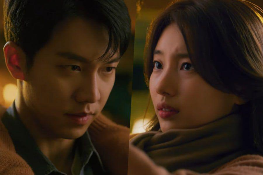 "Watch: Suzy Promises To Protect Lee Seung Gi In Action-Packed ""Vagabond"" Trailer"