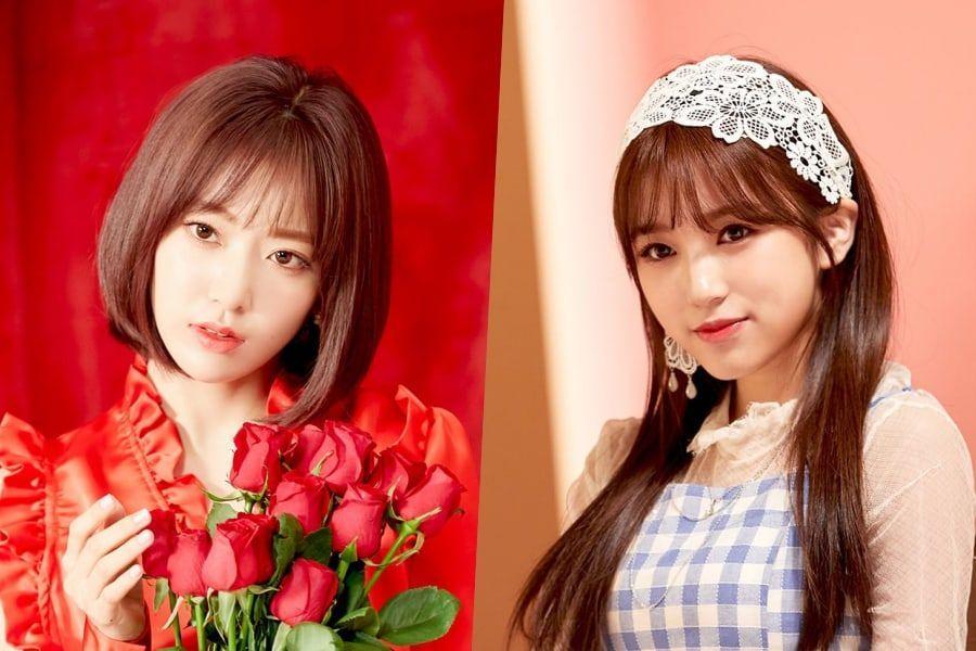 IZ*ONE's Agency Explains Miyawaki Sakura And Yabuki Nako's