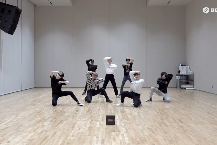 "Watch: ENHYPEN Shows Mesmerizing Moves In ""Drunk-Dazed"" Dance Practice Video"