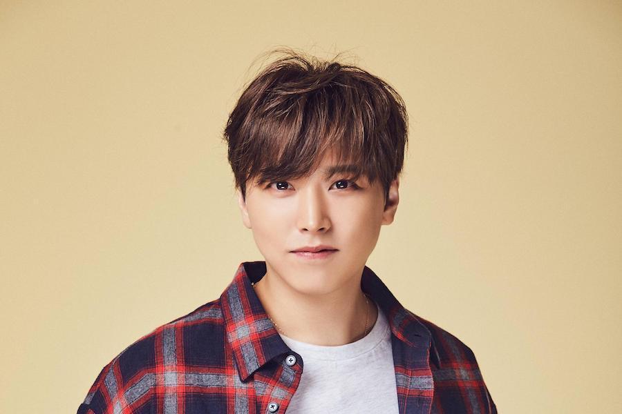 Super Junior's Sungmin To Release First Solo Album