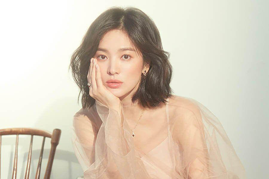 Song Hye Kyo Shares Her Thoughts On Her Responsibility As A Hallyu Star
