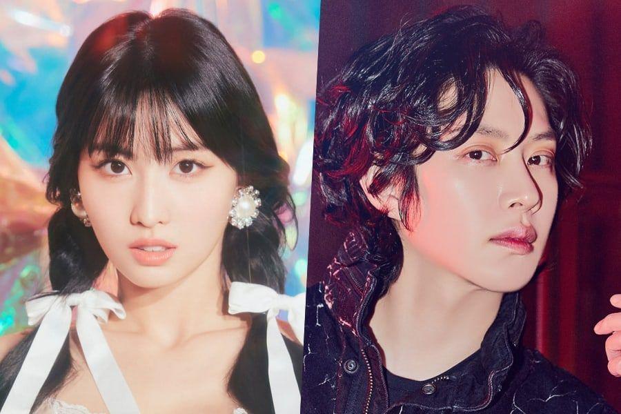 Update: TWICE's Momo's And Super Junior's Kim Heechul's Agencies Confirm They Have Broken Up