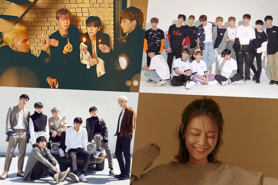 More Comebacks And Releases Coming Up In December