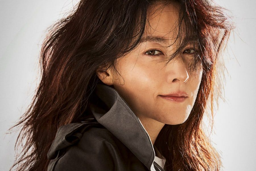 """Lee Young Ae Is Ready To Dive Into A Mysterious Case In Poster For Upcoming Drama """"Inspector Koo"""""""