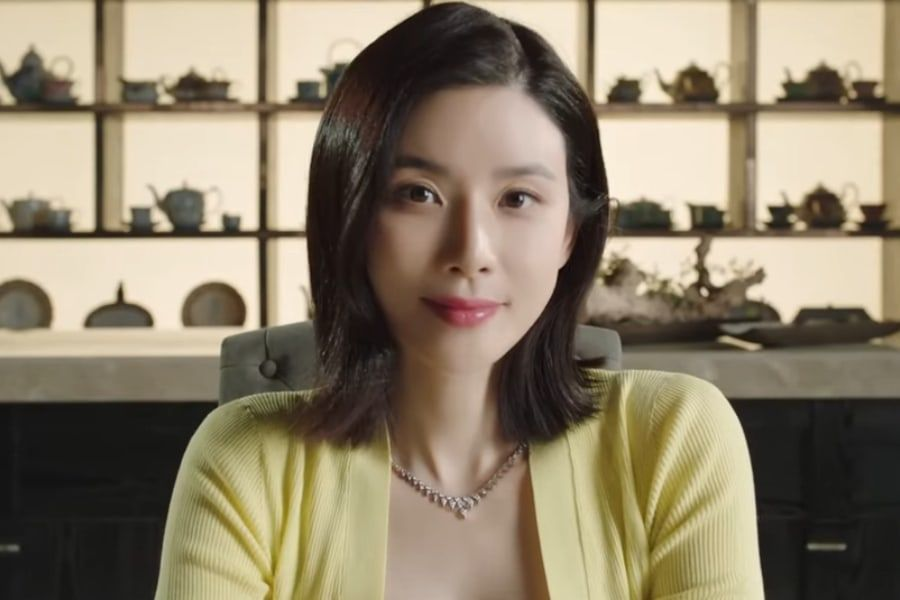 soompi.com - blessedkpop - Watch: Lee Bo Young Shares Insight Into Her Character + Poses A Question In Teaser For Upcoming Drama 'Mine'