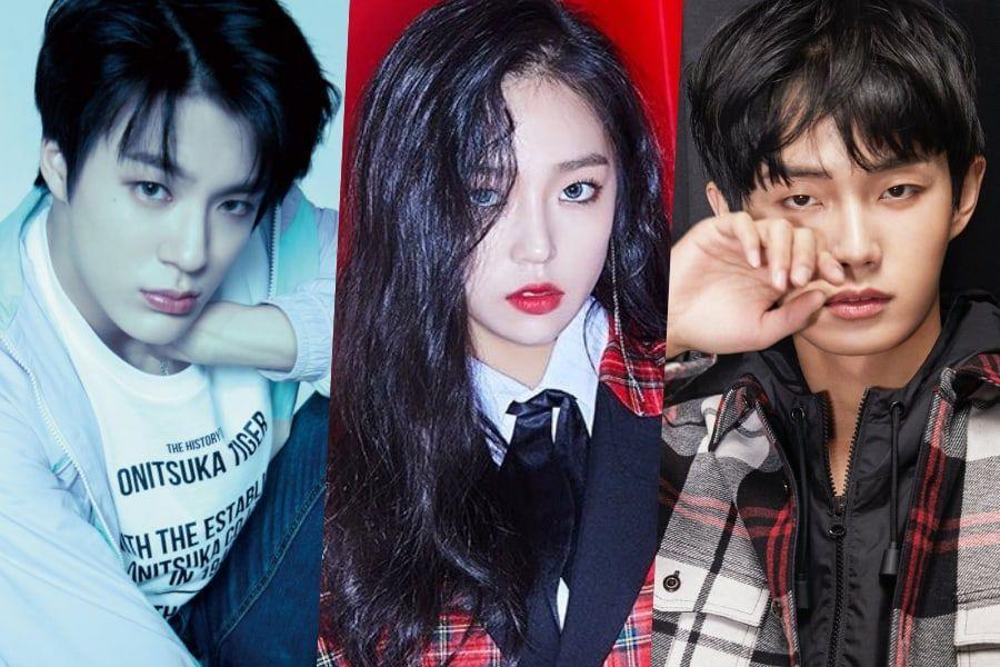 NCT's Jeno, CLC's Yeeun, And Kim Yong Guk Chosen As New MCs