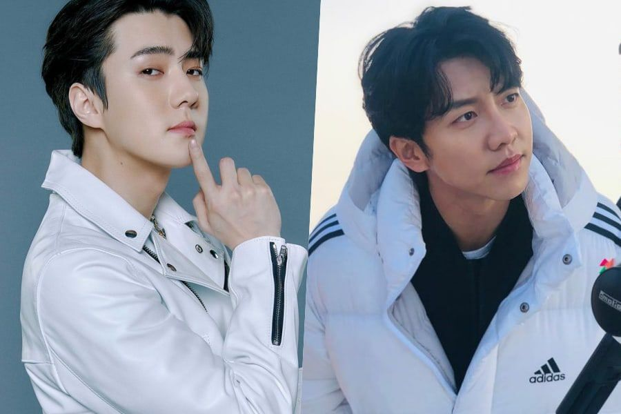 EXO's Sehun Shows Off Adorable Support That Lee Seung Gi Sent Him On Set