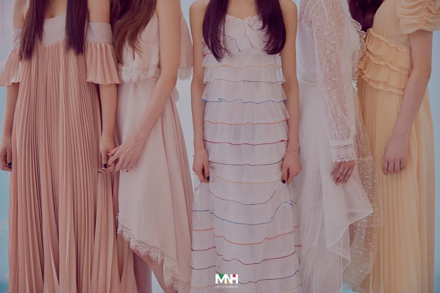 Chungha's Agency (MNH Entertainment) Announces New Girl Group